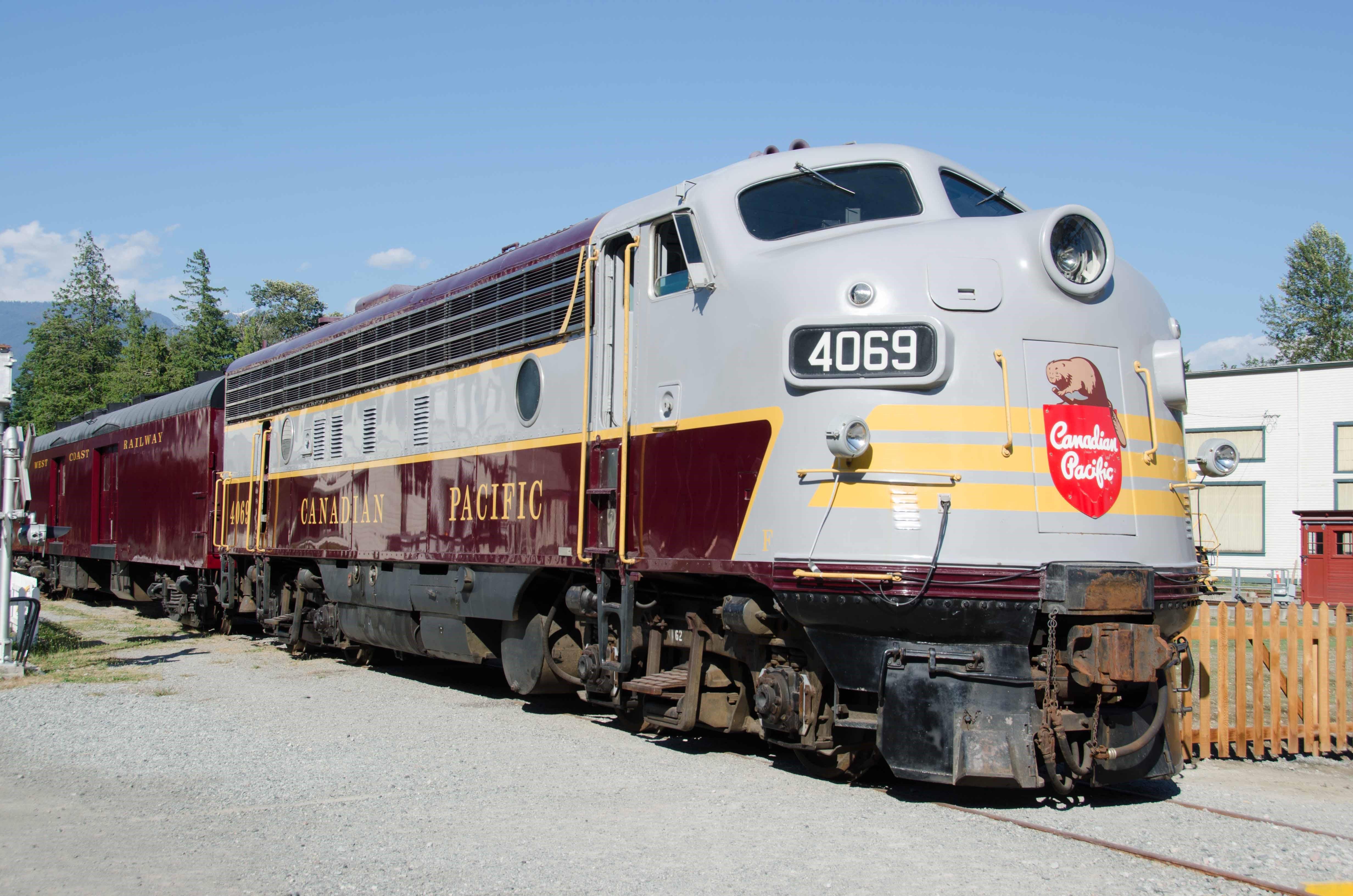 locomotive 4069